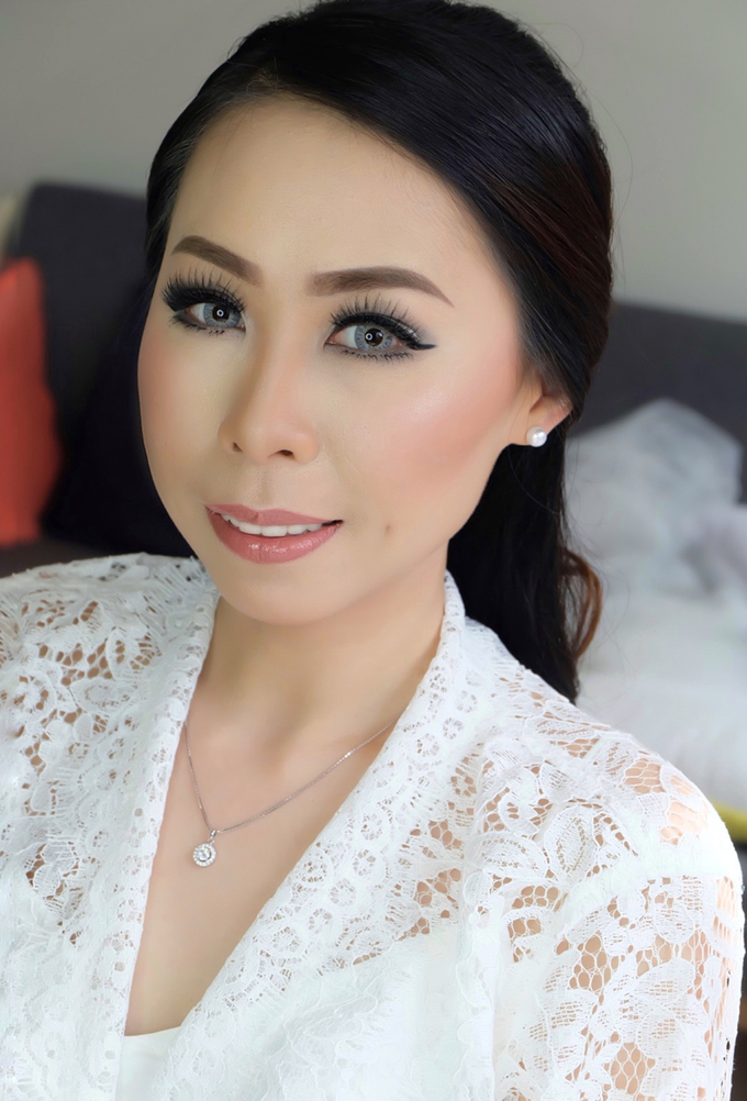 The Wedding of Juli & Partner by Felicaang Makeup Artist - 004