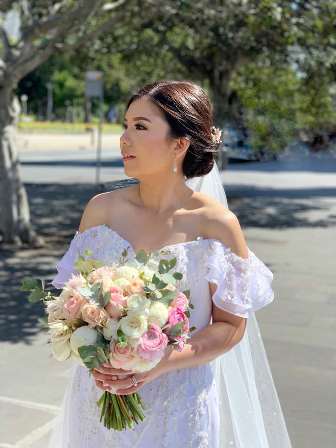 Prewedding of Linda & Partner by Felicaang Makeup Artist - 001