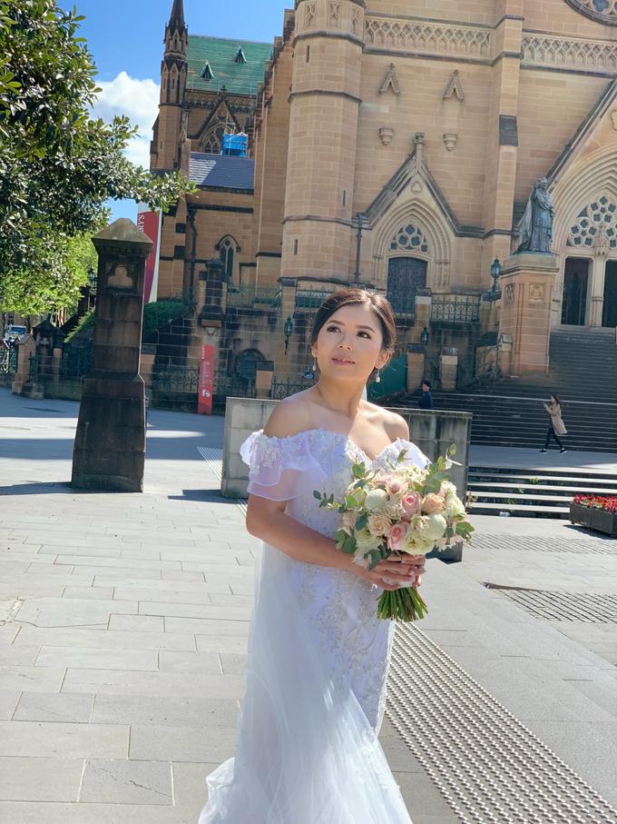 Prewedding of Linda & Partner by Felicaang Makeup Artist - 002