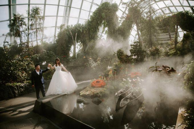 Pre - Wedding of Chun Feng & Felicia by Natalie Wong Photography - 008