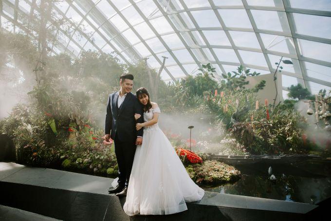 Pre - Wedding of Chun Feng & Felicia by Natalie Wong Photography - 009