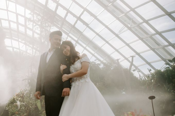 Pre - Wedding of Chun Feng & Felicia by Natalie Wong Photography - 010