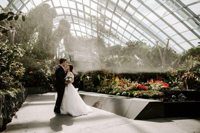Pre - Wedding of Chun Feng & Felicia by Natalie Wong Photography - 012