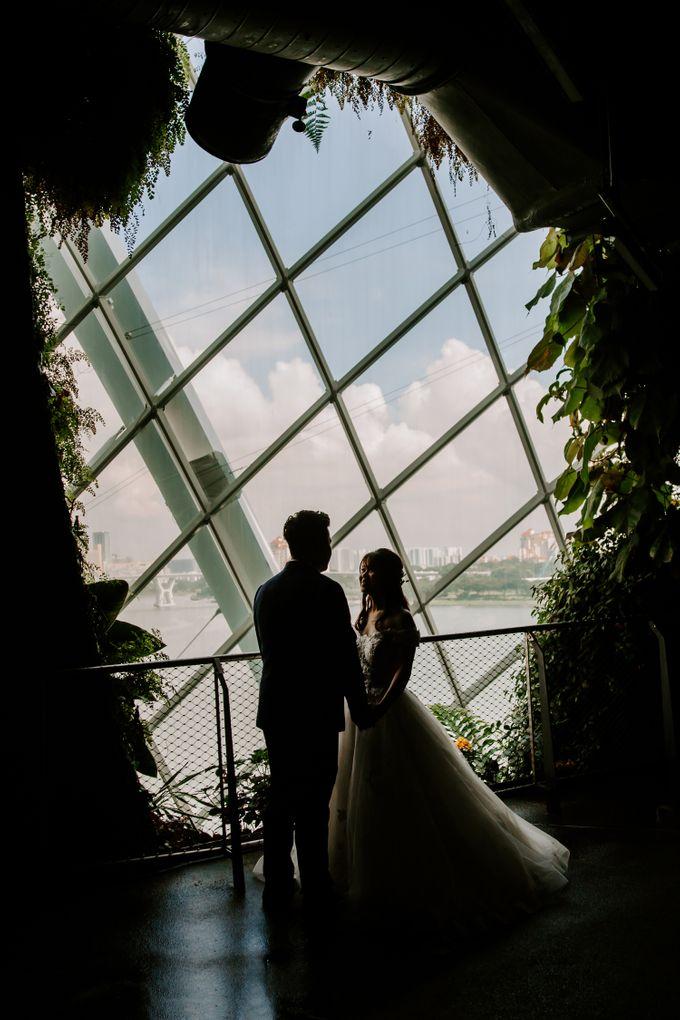 Pre - Wedding of Chun Feng & Felicia by Natalie Wong Photography - 002