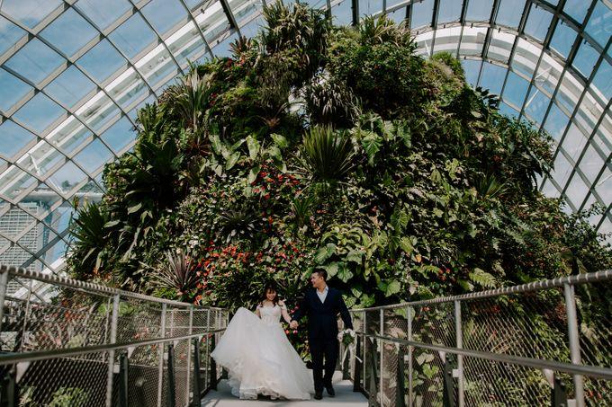 Pre - Wedding of Chun Feng & Felicia by Natalie Wong Photography - 004