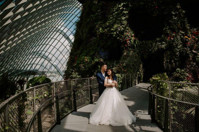 Pre - Wedding of Chun Feng & Felicia by Natalie Wong Photography - 003