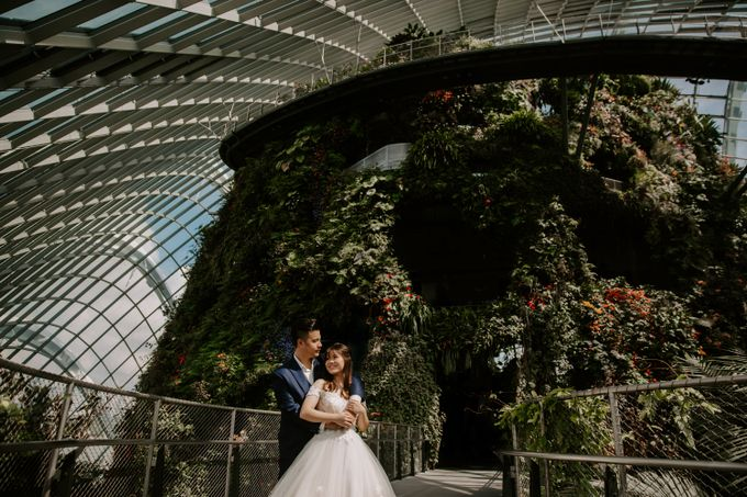 Pre - Wedding of Chun Feng & Felicia by Natalie Wong Photography - 005