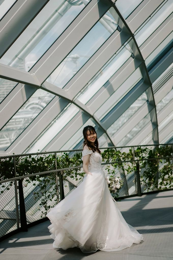 Pre - Wedding of Chun Feng & Felicia by Natalie Wong Photography - 007