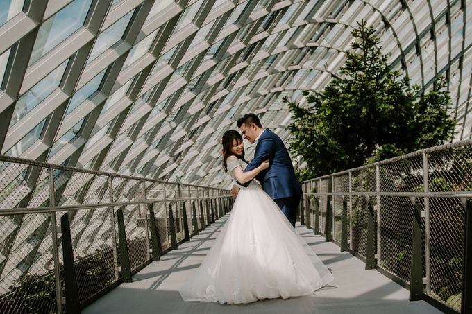Pre - Wedding of Chun Feng & Felicia by Natalie Wong Photography - 006
