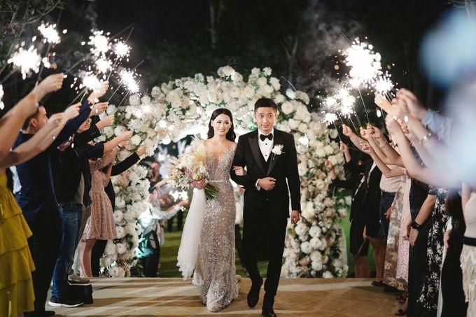 The Wedding of Felicia & Lucky by ThePhotoCap.Inc - 008