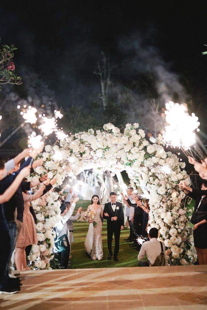 The Wedding of Felicia & Lucky by ThePhotoCap.Inc - 012