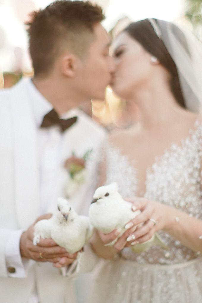 The Wedding of Felicia & Lucky by ThePhotoCap.Inc - 003