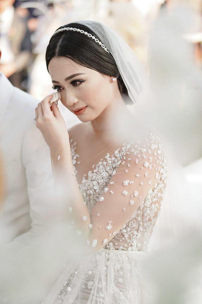 The Wedding of Felicia & Lucky by ThePhotoCap.Inc - 023