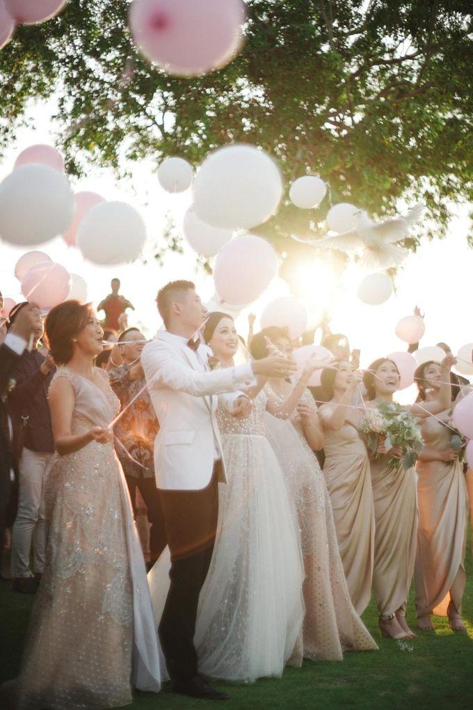 The Wedding of Felicia & Lucky by ThePhotoCap.Inc - 024