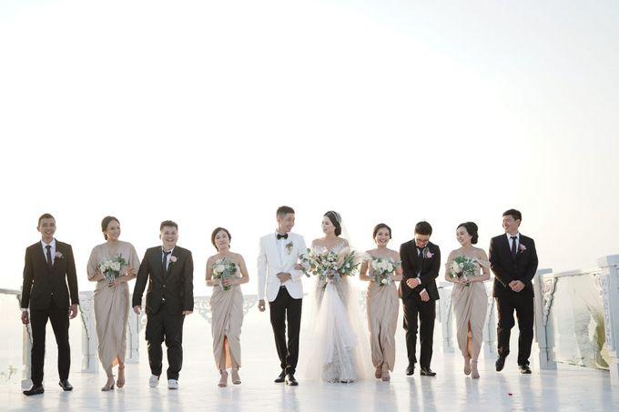 The Wedding of Felicia & Lucky by ThePhotoCap.Inc - 026