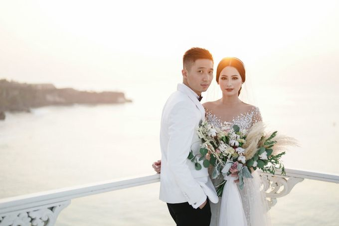 The Wedding of Felicia & Lucky by ThePhotoCap.Inc - 006