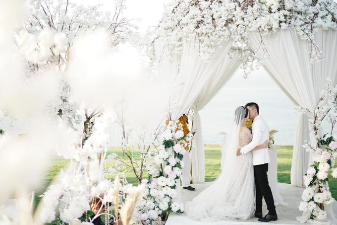 The Wedding of Felicia & Lucky by ThePhotoCap.Inc - 037