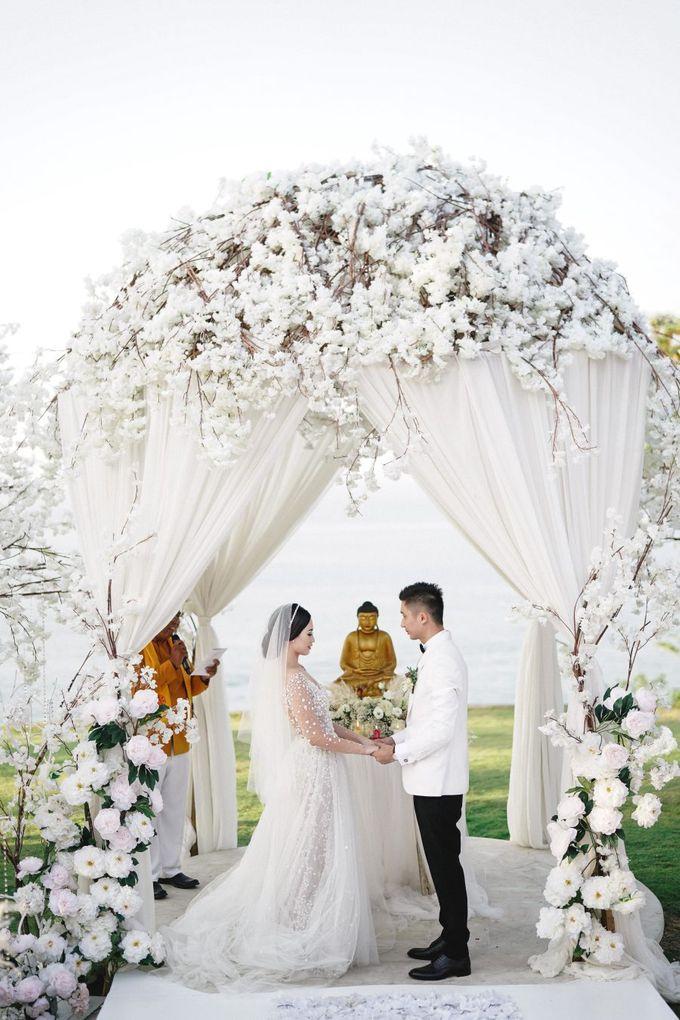 The Wedding of Felicia & Lucky by ThePhotoCap.Inc - 039