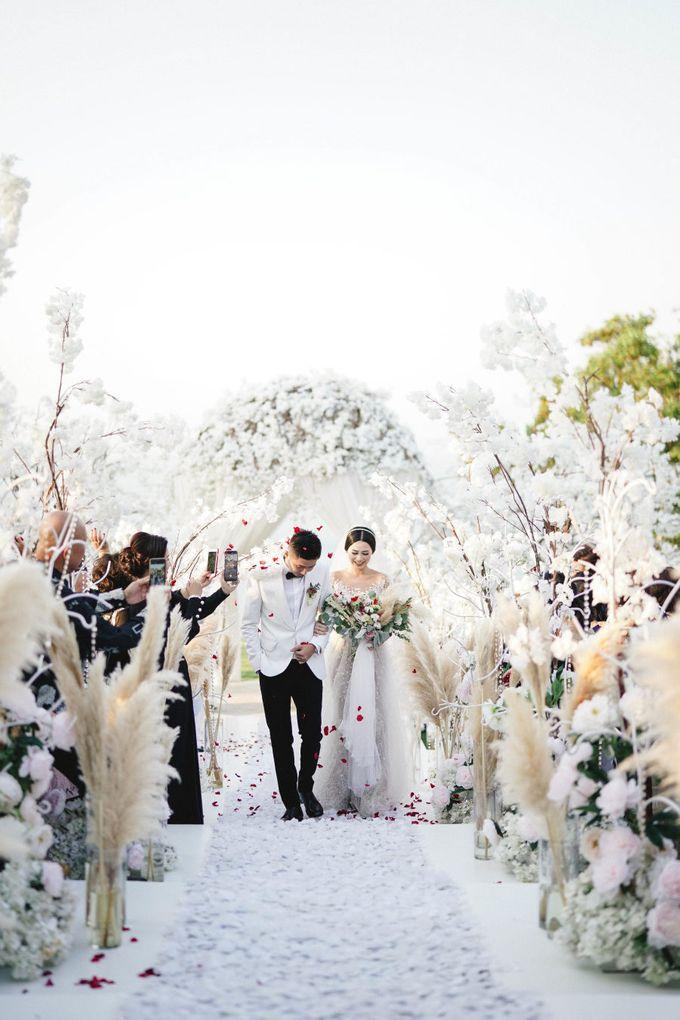 The Wedding of Felicia & Lucky by ThePhotoCap.Inc - 040