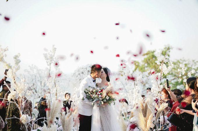 The Wedding of Felicia & Lucky by ThePhotoCap.Inc - 001