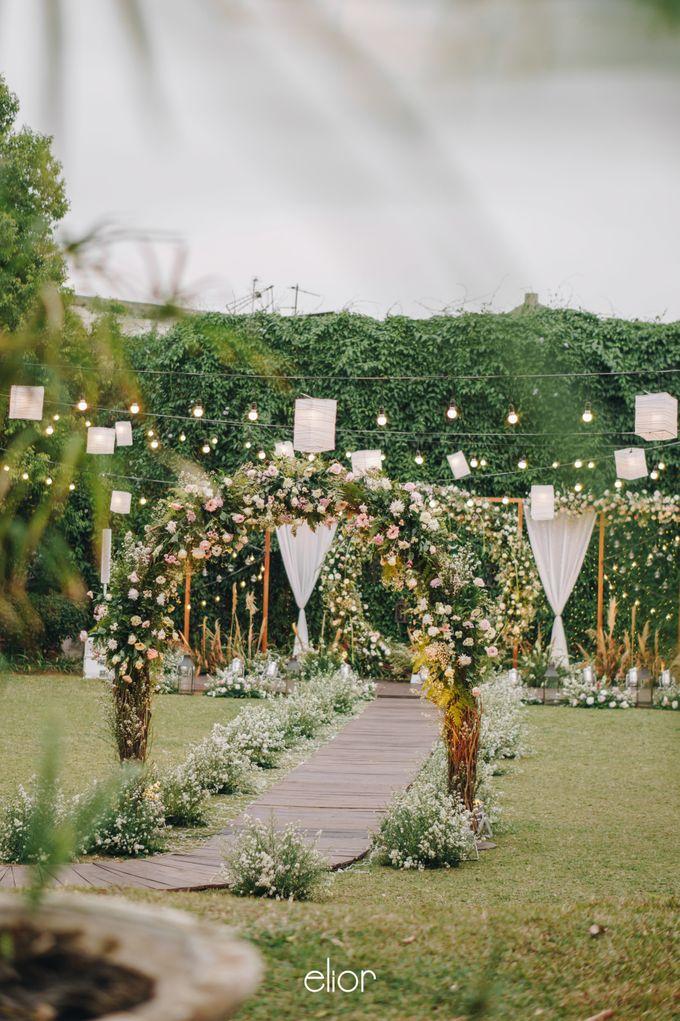The Wedding Of Felicia & Deny by Elior Design - 002