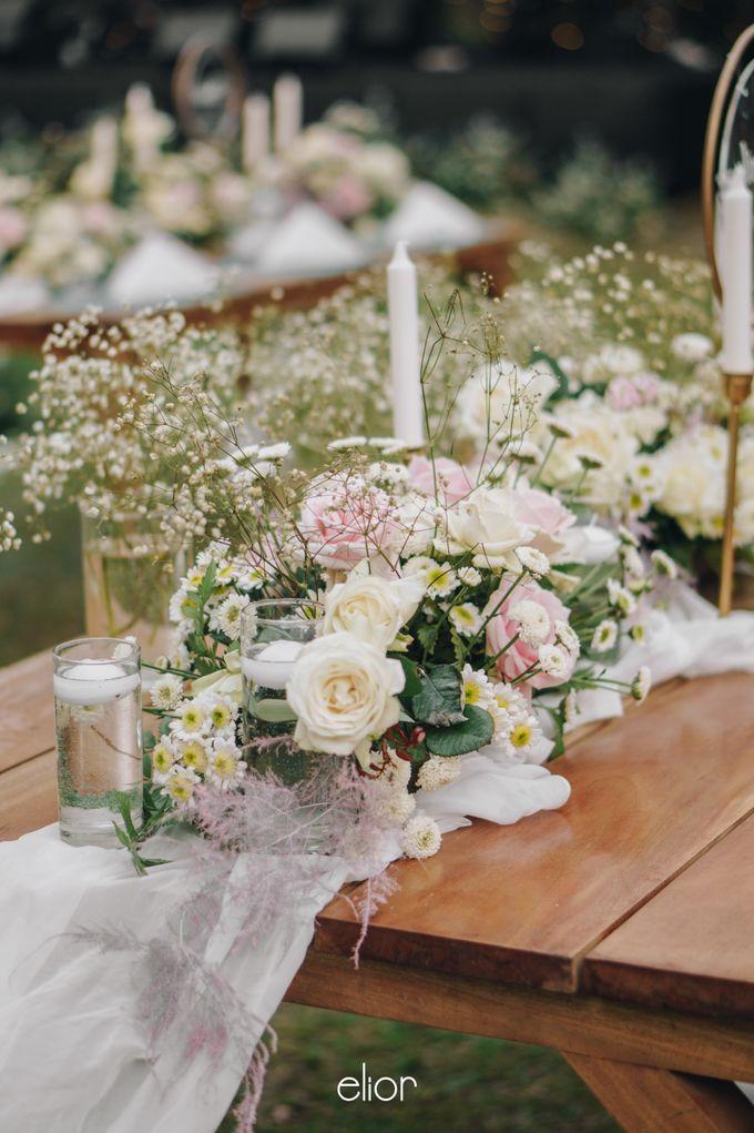 The Wedding Of Felicia & Deny by Elior Design - 005