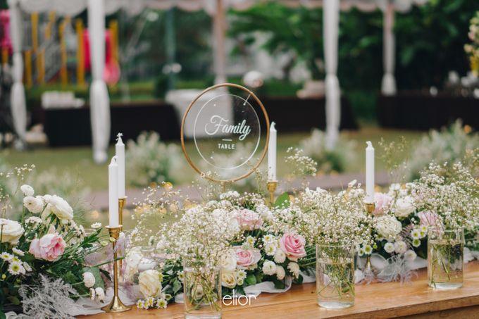 The Wedding Of Felicia & Deny by Elior Design - 006