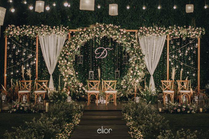 The Wedding Of Felicia & Deny by Elior Design - 007