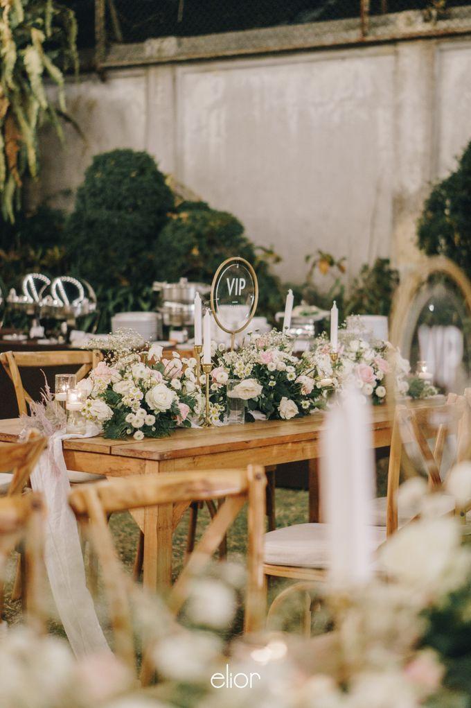 The Wedding Of Felicia & Deny by Elior Design - 008