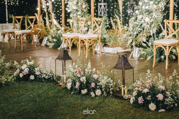 The Wedding Of Felicia & Deny by Elior Design - 009