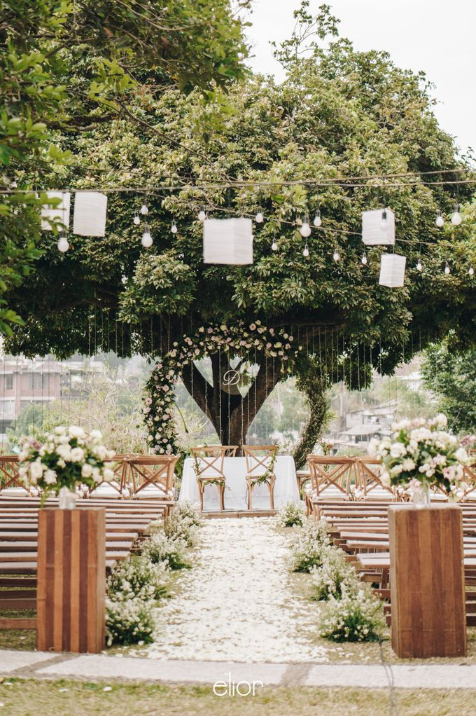 The Wedding Of Felicia & Deny by Elior Design - 001