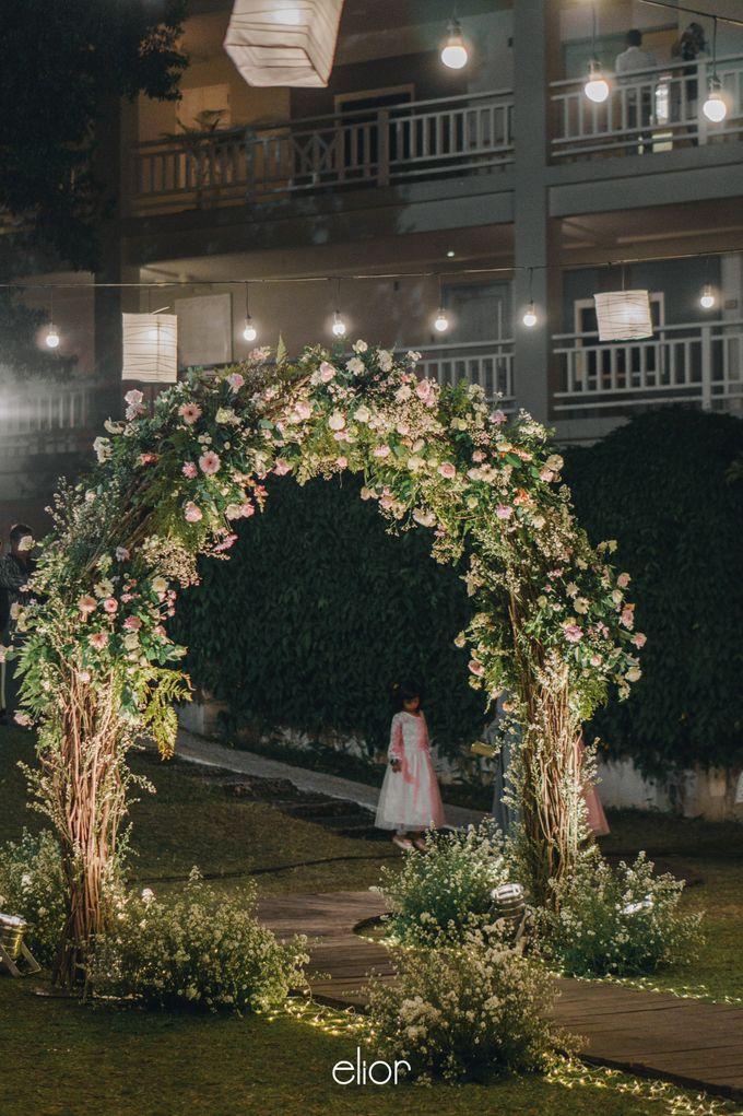 The Wedding Of Felicia & Deny by Elior Design - 011