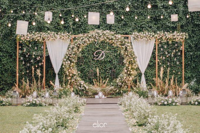The Wedding Of Felicia & Deny by Elior Design - 004