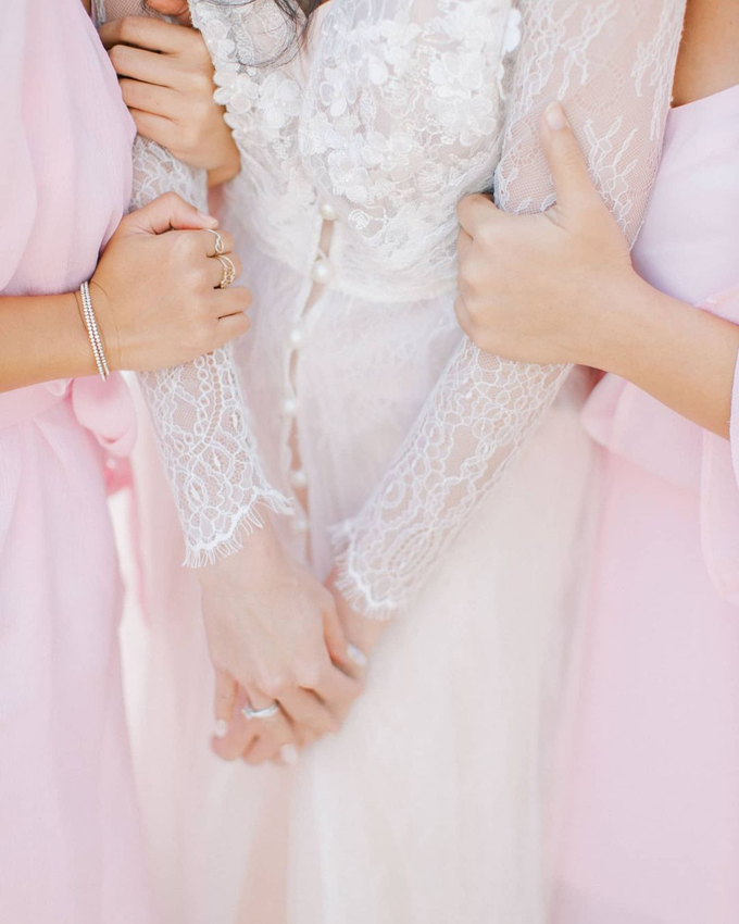Blush Pink Open Space Wedding by FIVE Seasons WO - 018