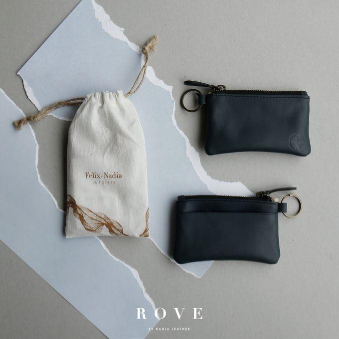 Felix & Nadia - Custom Mini Purse by Rove Gift - 003