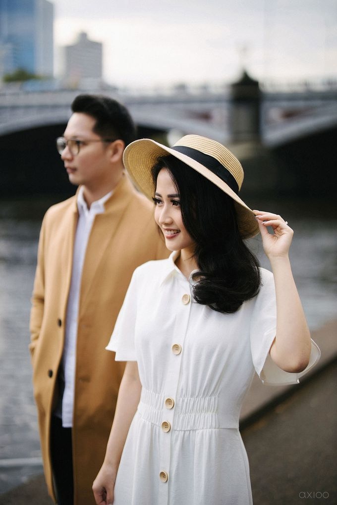 Peace and Serenity -  The Prewedding of Felix and Valencia by Will by Axioo - 010