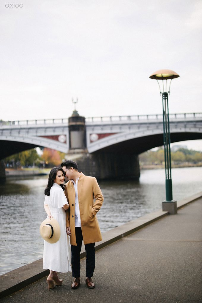 Peace and Serenity -  The Prewedding of Felix and Valencia by Will by Axioo - 011