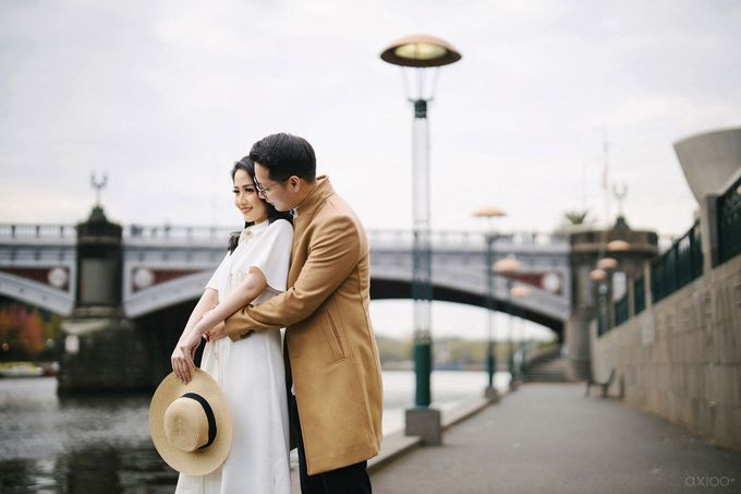 Peace and Serenity -  The Prewedding of Felix and Valencia by Will by Axioo - 012