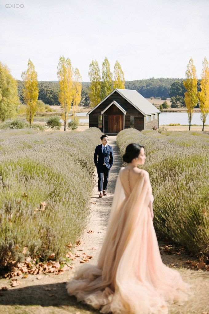 Peace and Serenity -  The Prewedding of Felix and Valencia by Will by Axioo - 014