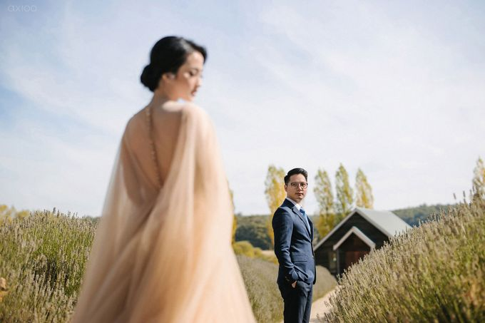 Peace and Serenity -  The Prewedding of Felix and Valencia by Will by Axioo - 015
