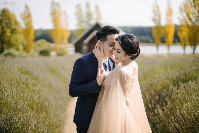 Peace and Serenity -  The Prewedding of Felix and Valencia by Will by Axioo - 019
