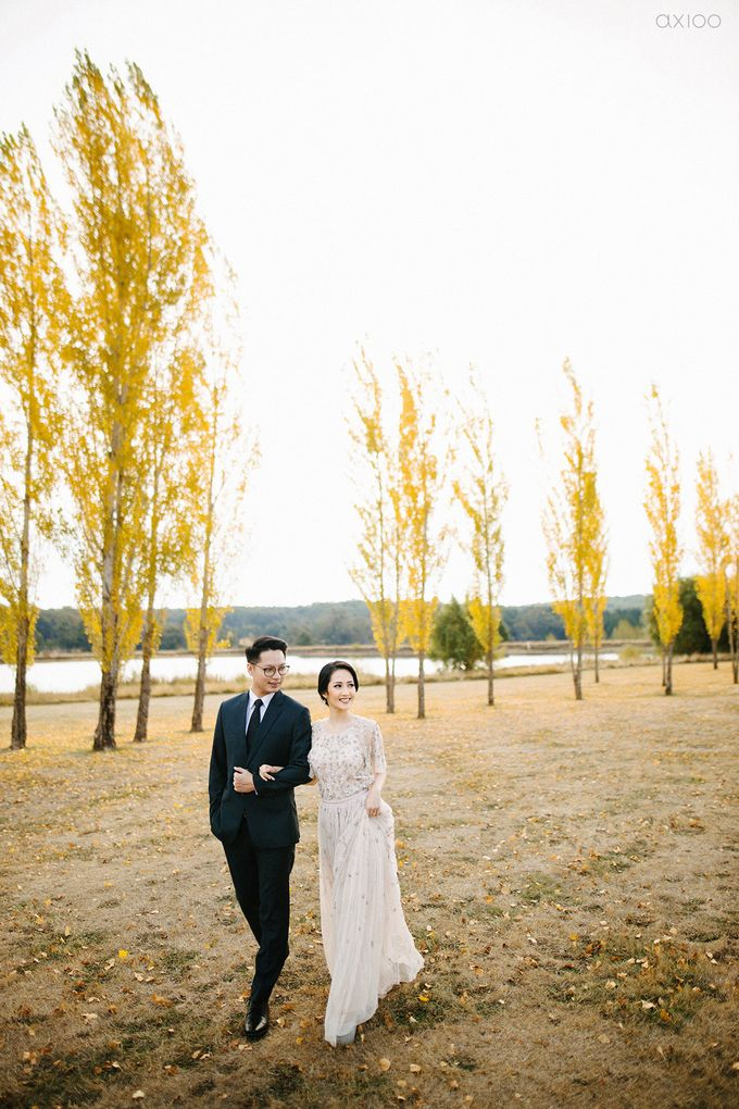 Peace and Serenity -  The Prewedding of Felix and Valencia by Will by Axioo - 026