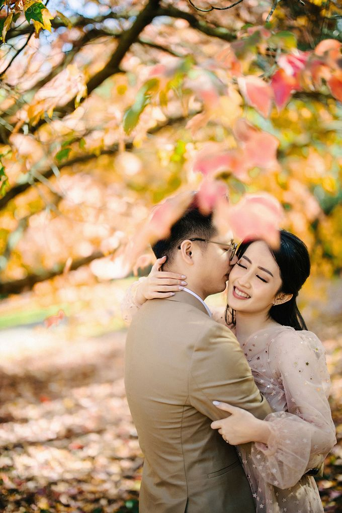 Peace and Serenity -  The Prewedding of Felix and Valencia by Will by Axioo - 042