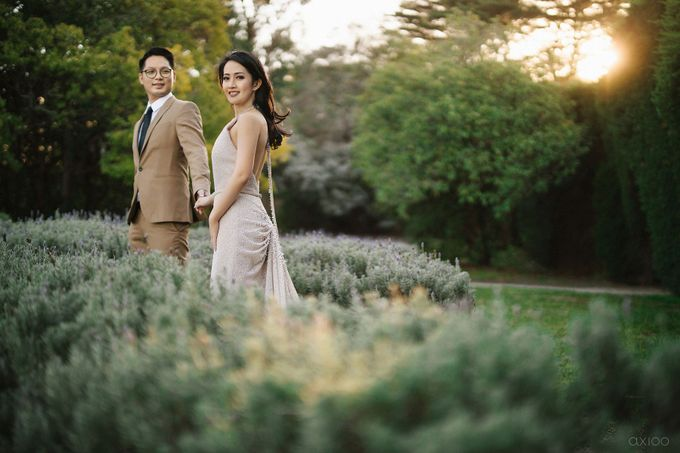 Peace and Serenity -  The Prewedding of Felix and Valencia by Will by Axioo - 048