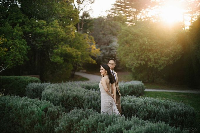 Peace and Serenity -  The Prewedding of Felix and Valencia by Will by Axioo - 049