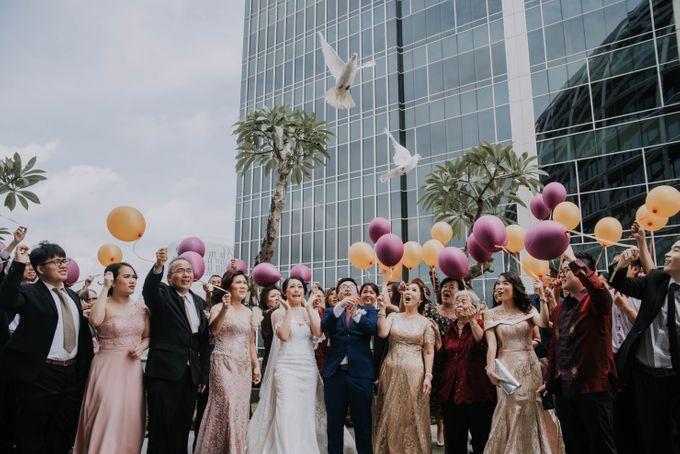 The Wedding of Felix & Gabriella by NERAVOTO - 039