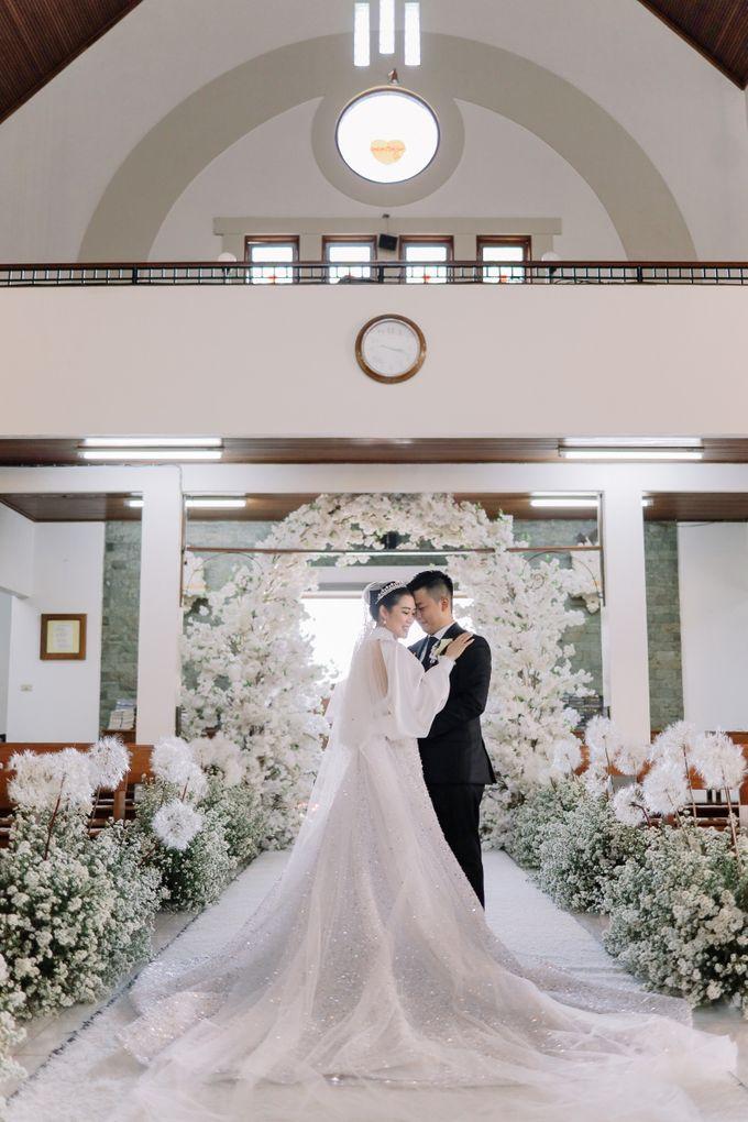 Edward & Ria Wedding Decoration by Valentine Wedding Decoration - 029