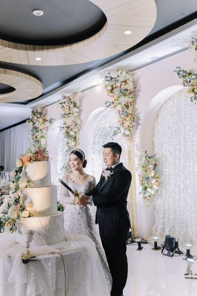 Edward & Ria Wedding Decoration by Valentine Wedding Decoration - 011