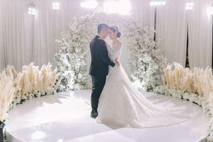 Edward & Ria Wedding Decoration by Valentine Wedding Decoration - 030