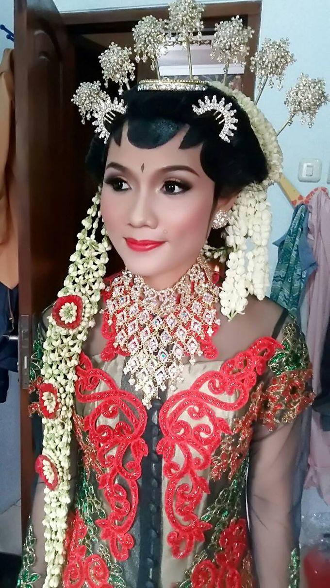 A Dream Come True Wedding by Sanggar Rias Pengantin Shanti Chaidir - 008